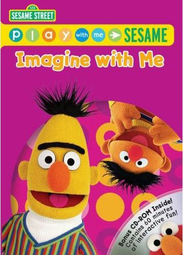 PLAY WITH ME SESAME:IMAGINE WITH ME BY SESAME STREET (DVD)